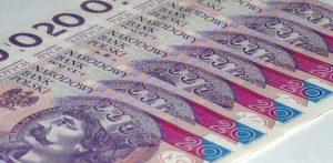banknoty 20złotowe pożyczki